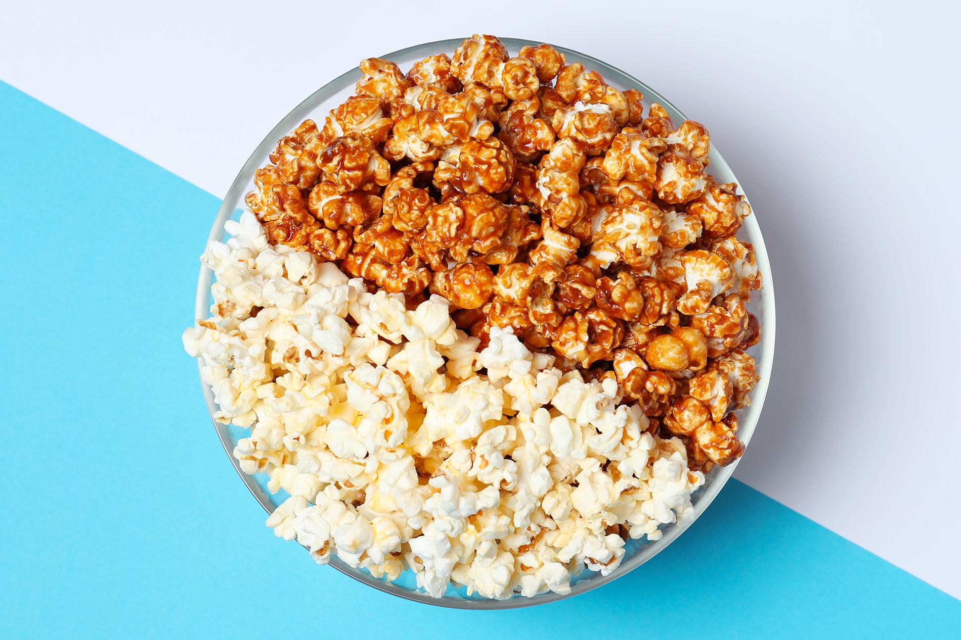Popcorn-Riegel