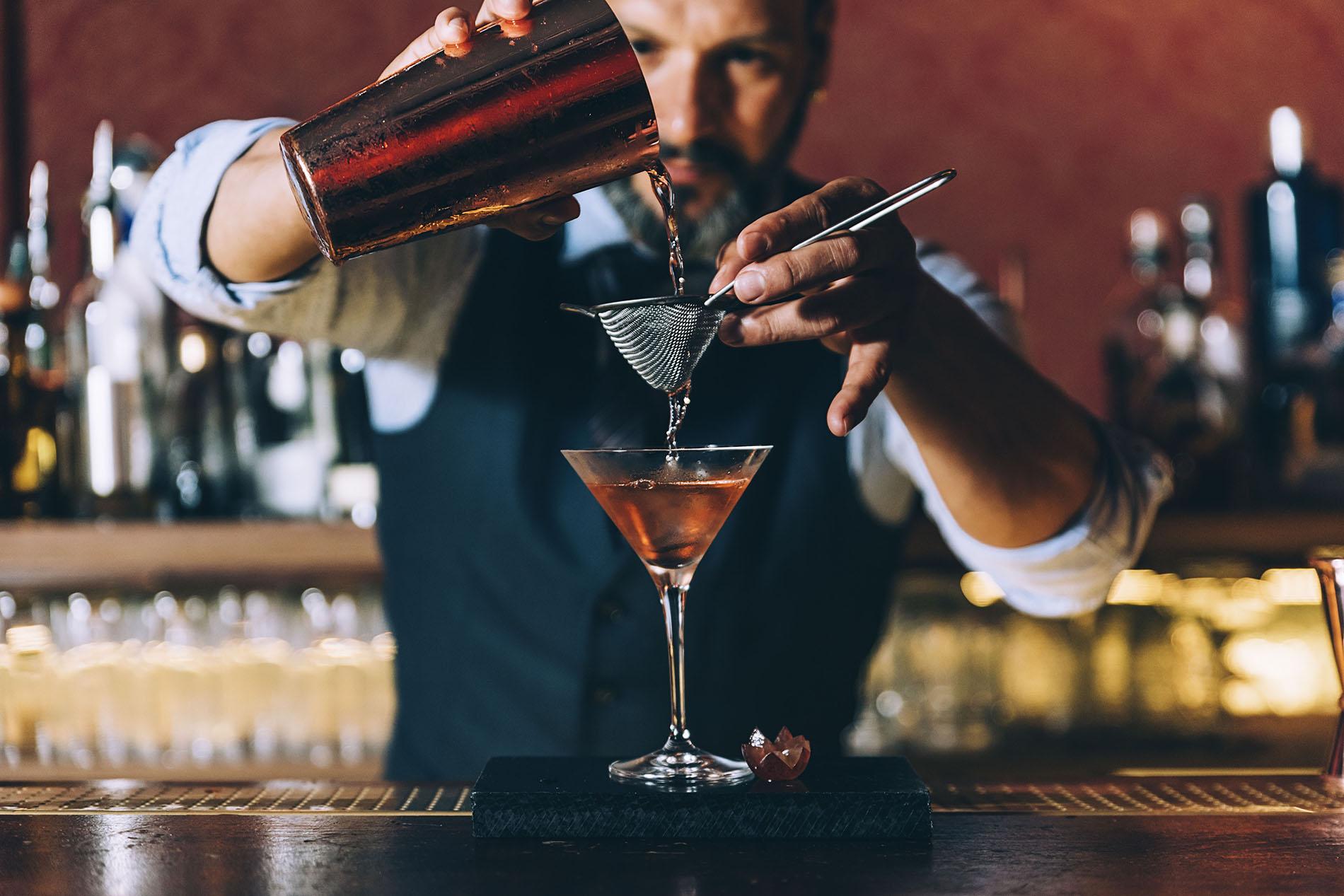 Professional Bartenders