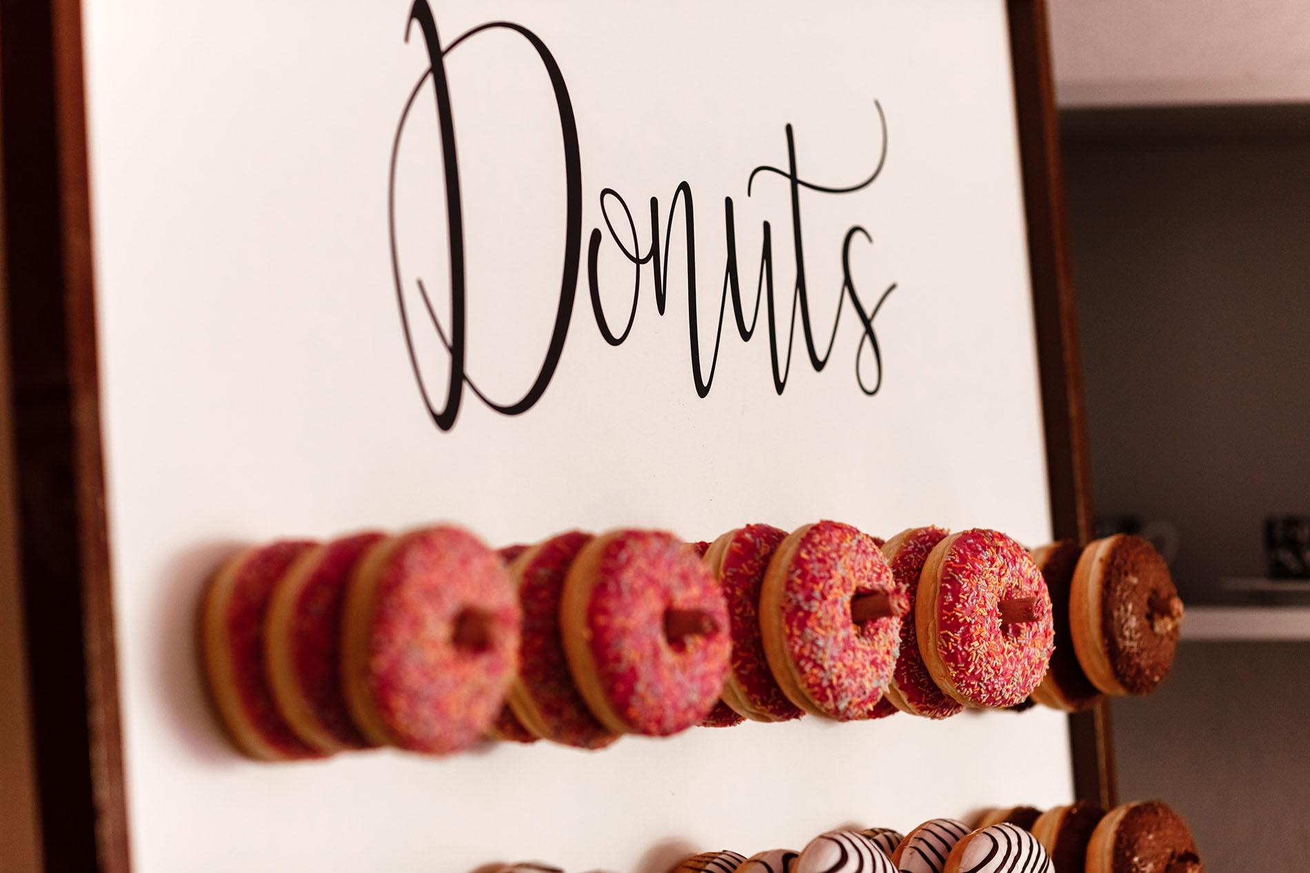 Waffel | Donut-Riegel